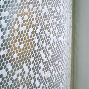Ice White [Digital Lace] de Surfacematerialdesign |