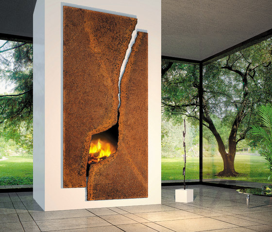 Cosmofocus by Focus | Gas fireplaces