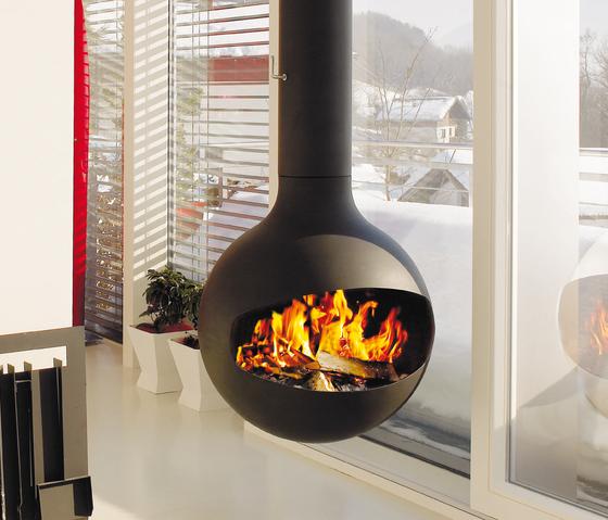 Bathycafocus by Focus | Open fireplaces