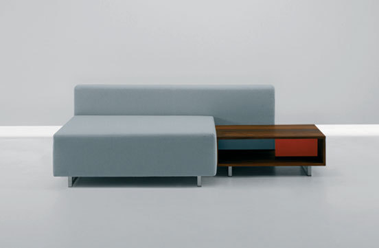 Side Comfort by Zeitraum | Modular seating elements