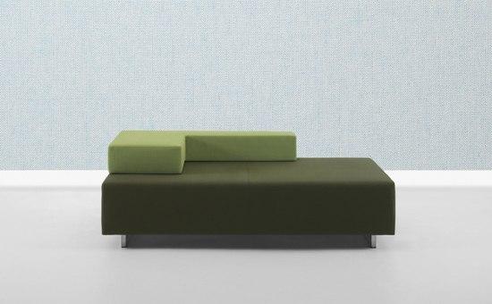 Side Comfort von Zeitraum | Modulare Sitzelemente