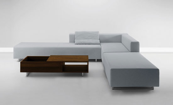 Side Comfort by Zeitraum | Lounge sofas