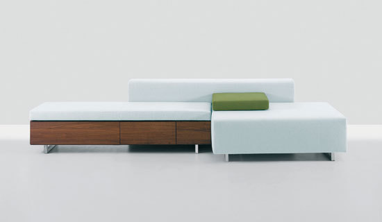 Side Comfort di Zeitraum | Divani lounge