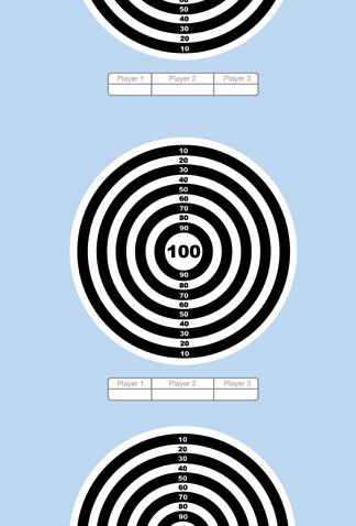No. 1216   Target di Berlintapete   Carta da parati / carta da parati