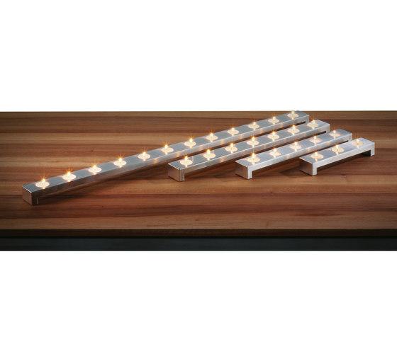 Kerzenbank von Neustahl | Kerzenständer / Kerzenhalter