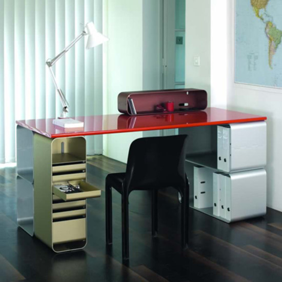 itbox furniture system by it design | Desks
