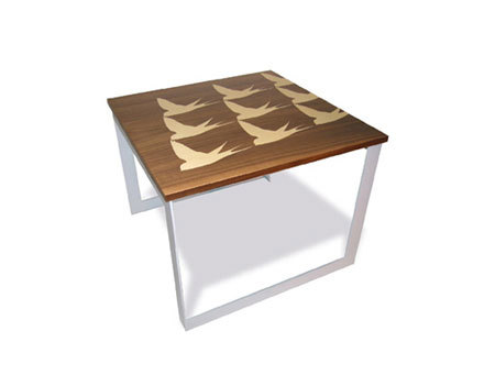 4L coffee table by Thorsten Van Elten | Coffee tables