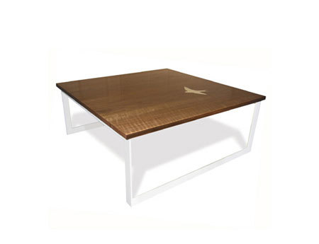 4L coffee table di Thorsten Van Elten | Tavolini salotto