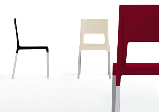 Face Chair by Kristalia | Multipurpose chairs