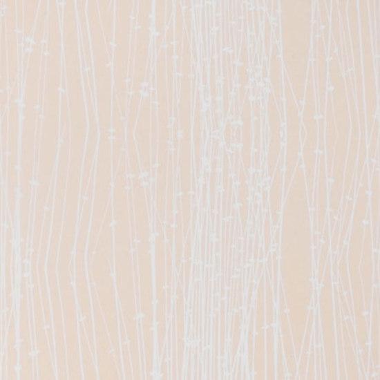 Reeds pearl/white wallpaper de Clarissa Hulse | Papiers peint
