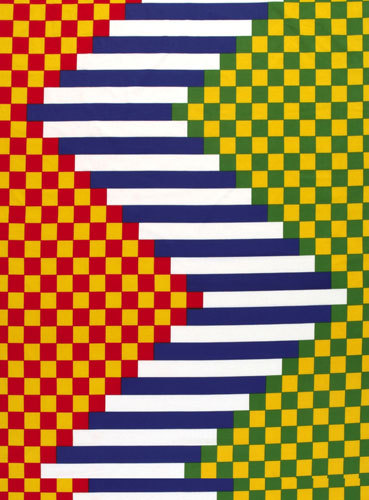 Hevosvaras 101 interior fabric by Marimekko | Curtain fabrics