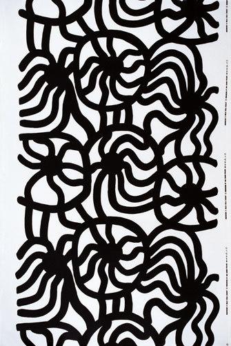 Joonas 19702 interior fabric by Marimekko | Curtain fabrics