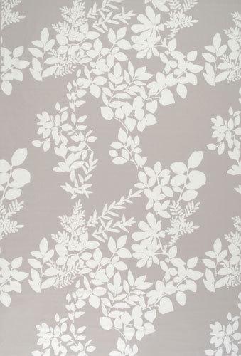Kukkula grey interior fabric by Marimekko | Curtain fabrics