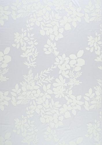 Kukkula white interior fabric by Marimekko | Curtain fabrics