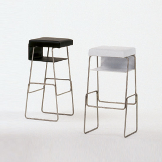 Ginger Stool 80 de BD Barcelona | Tabourets de bar