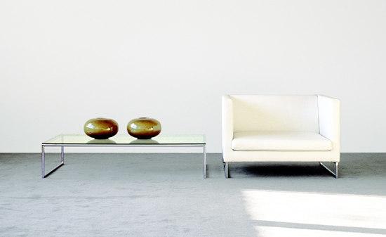 Bird armchair 100 by Fluidum | Lounge chairs