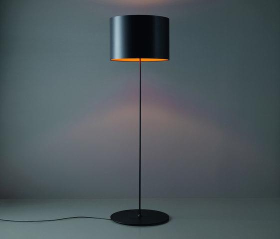 HALF MOON Floor lamp de Karboxx | Luminaires sur pied