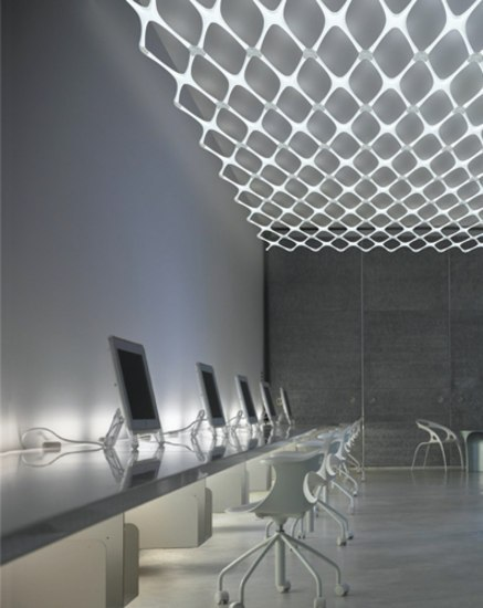 System X by Yamagiwa | Illuminated ceiling systems