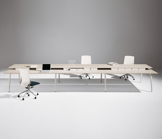 MDL System by UniFor | Desks