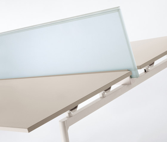 MDL System by UniFor | Table dividers