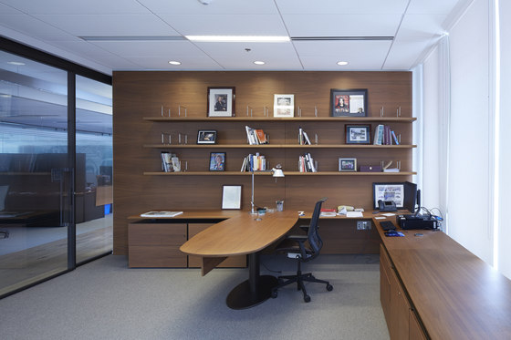 Naos by UniFor | Office shelving systems