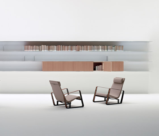 Naos by UniFor | Shelving