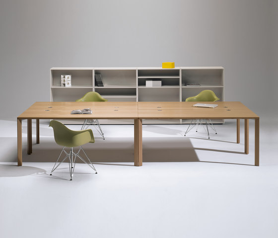 Flipper by UniFor | Desking systems