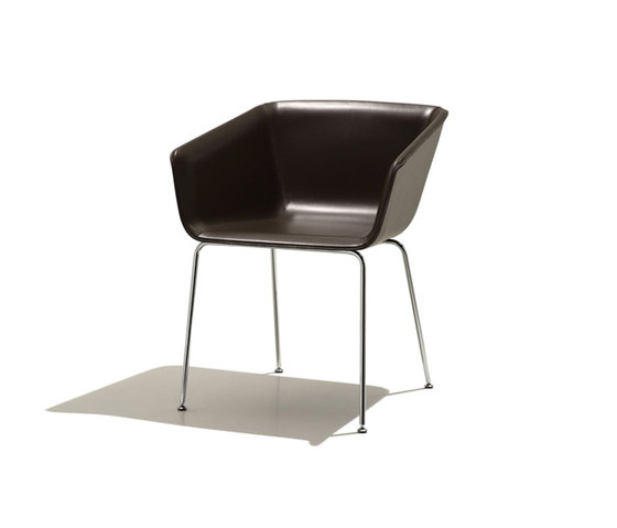 Nanda SO 2951 de Andreu World | Chaises de restaurant