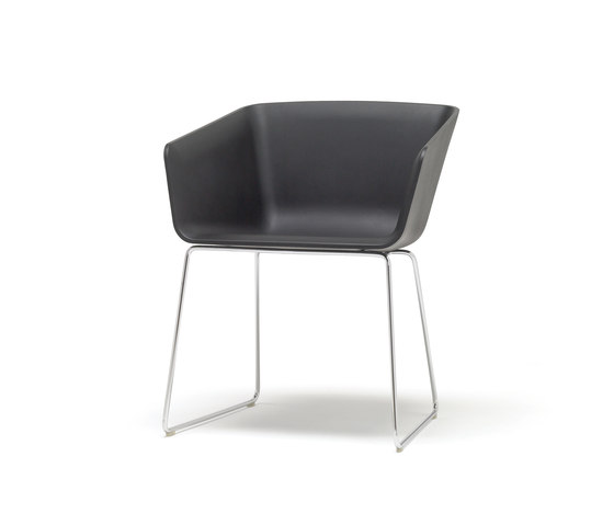 Nanda SO 2950 by Andreu World | Restaurant chairs