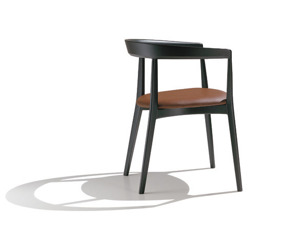 Carola SO 0896 de Andreu World | Chaises de restaurant