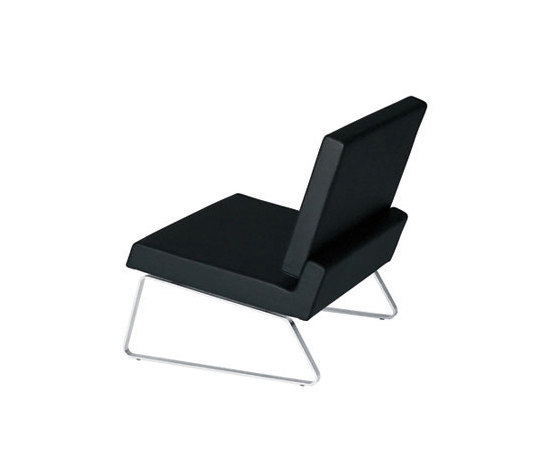 A1 lounge seat by Desalto | Lounge chairs