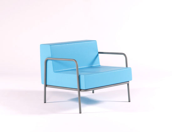 Seattle Frame Arm 75 by Quinze & Milan | Armchairs