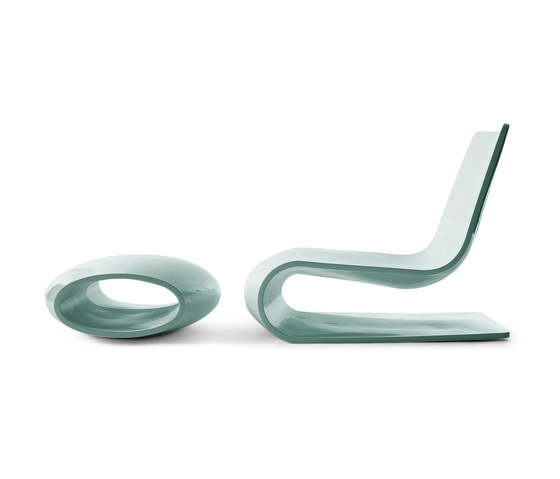 Nouvelle vague by PORRO | Garden armchairs