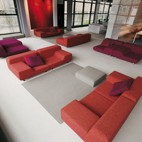 All Salone von Paola Lenti | Loungesofas
