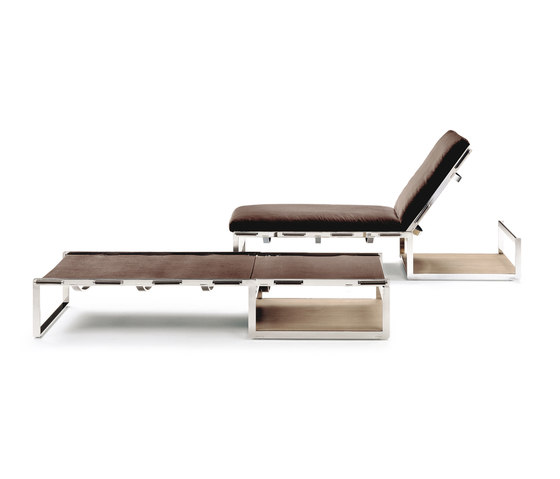Air di Flexform | Chaise longue