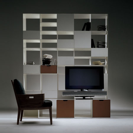 Infinity by Flexform | Shelving