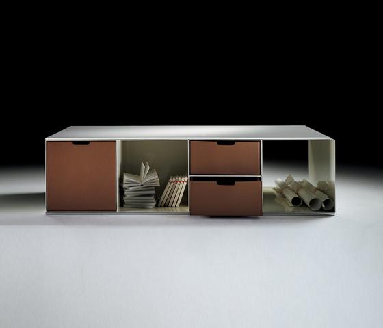 Infinity by Flexform | Shelves