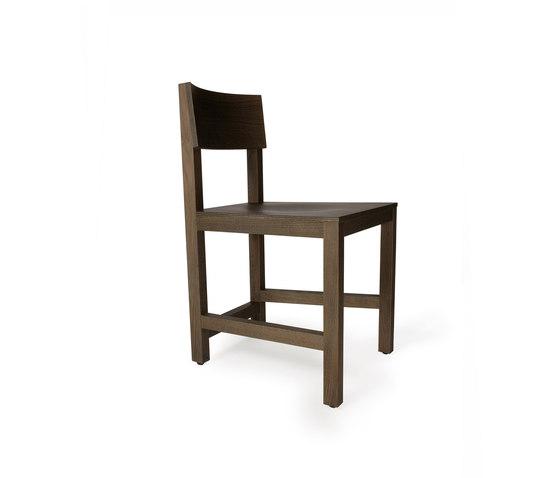 avl Shaker chair di moooi | Sedie ristorante