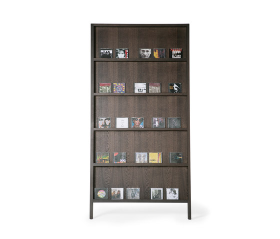 oblique small by moooi | Magazine holders / racks