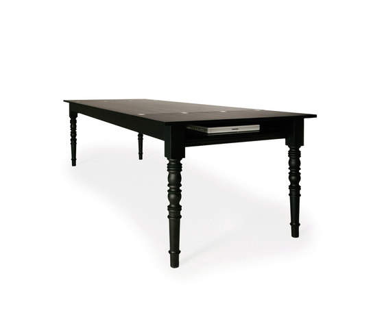 two tops table von moooi | Esstische