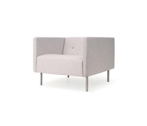 bottoni slim by moooi | Lounge chairs