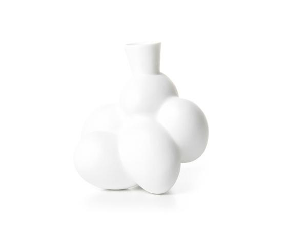 egg vase small by moooi   Vases