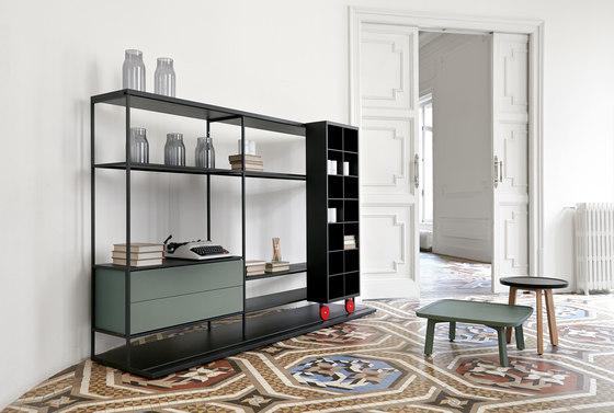 Literatura Open by Punt Mobles | Shelves