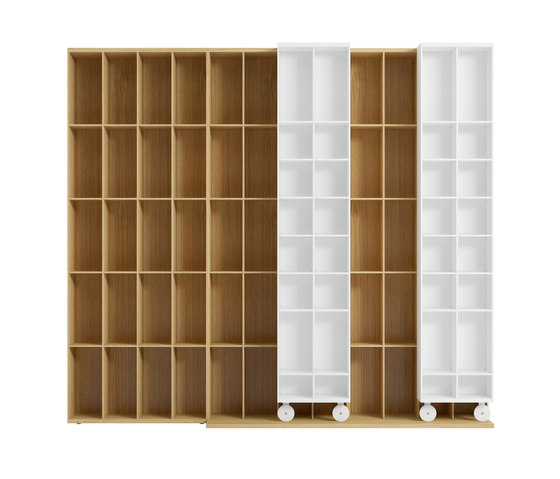 Literatura Light by Punt Mobles | Shelving