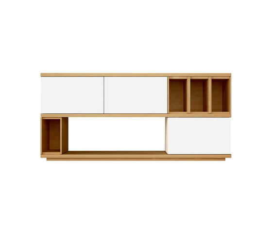 Slats by Punt Mobles | Sideboards