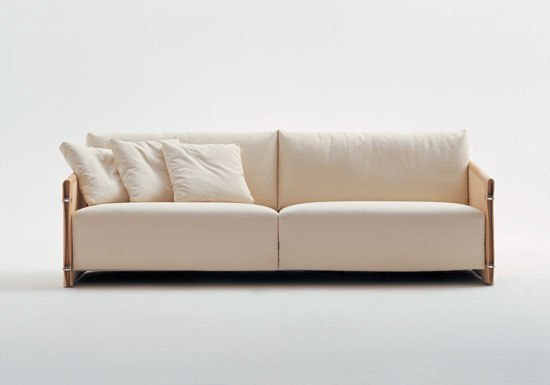 Lario sofa by Bonacina Pierantonio | Sofas