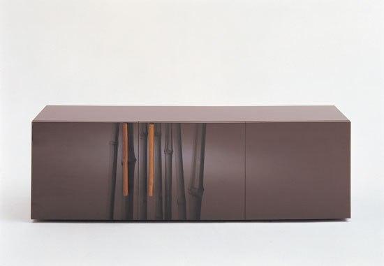 Rattan Mon Amour by Bonacina Pierantonio   Sideboards