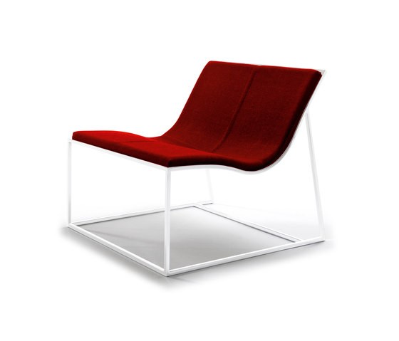 Holy Day lounge chair by viccarbe | Lounge chairs