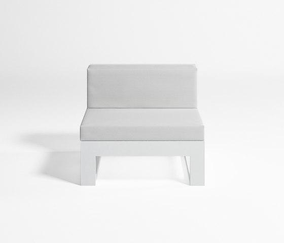 Na Xemena Sofa Modular 3 by GANDIABLASCO | Garden armchairs
