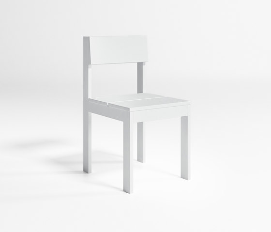 Na Xemena Salada Chair by GANDIABLASCO | Garden chairs